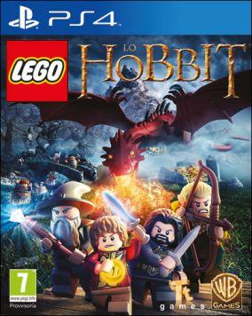 Immagine della copertina del gioco LEGO Lo Hobbit per PlayStation 4