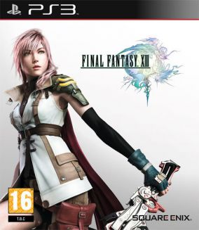 Copertina del gioco Final Fantasy XIII per PlayStation 3
