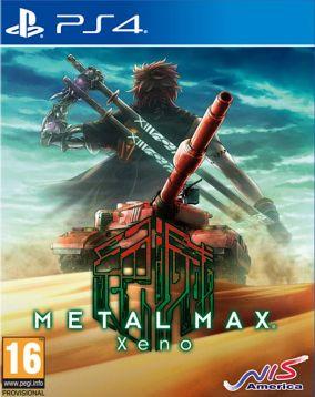 Immagine della copertina del gioco Metal Max Xeno per PlayStation 4
