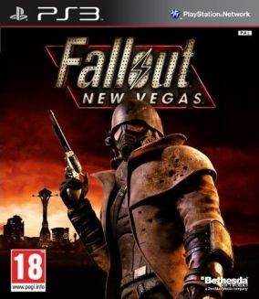 Immagine della copertina del gioco Fallout New Vegas per PlayStation 3