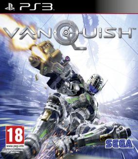 Copertina del gioco Vanquish per PlayStation 3