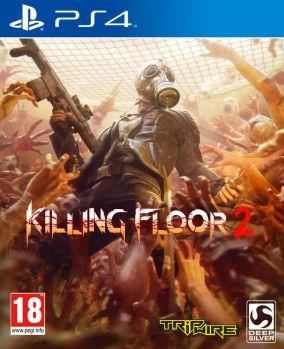 Copertina del gioco Killing Floor 2 per PlayStation 4