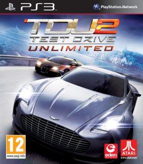 Copertina del gioco Test Drive Unlimited 2 per PlayStation 3