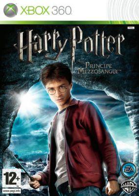 Immagine della copertina del gioco Harry Potter e il Principe Mezzosangue per Xbox 360