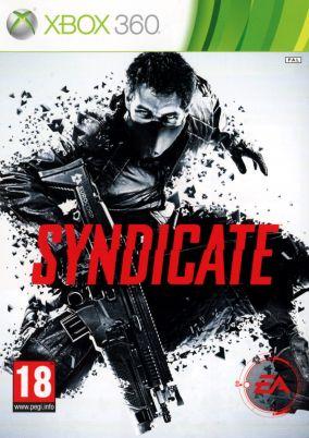 Immagine della copertina del gioco Syndicate per Xbox 360
