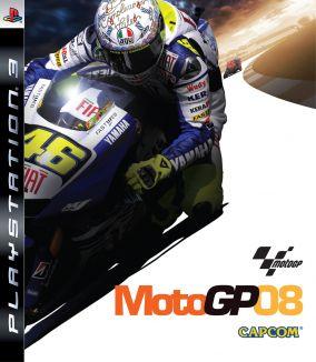 Copertina del gioco MotoGP 08 per PlayStation 3