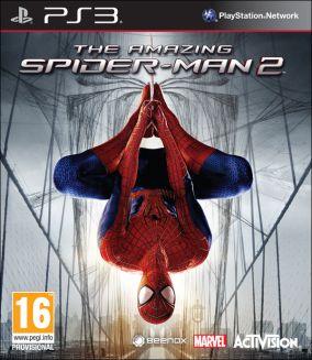 Immagine della copertina del gioco The Amazing Spider-Man 2 per Playstation 3