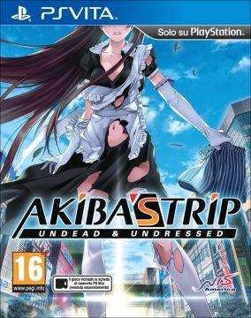 Copertina del gioco AKIBA'S TRIP: Undead & Undressed per PSVITA