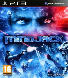 Copertina del gioco Mindjack per PlayStation 3