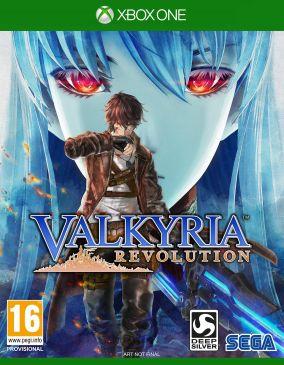 Copertina del gioco Valkyria Revolution per Xbox One