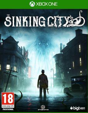 Copertina del gioco The Sinking City per Xbox One