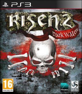 Copertina del gioco Risen 2: Dark Waters per PlayStation 3