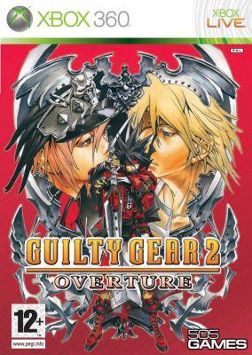 Copertina del gioco Guilty Gear 2: Overture per Xbox 360