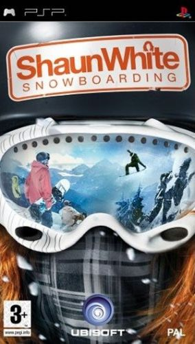 Immagine della copertina del gioco Shaun White Snowboarding per PlayStation PSP