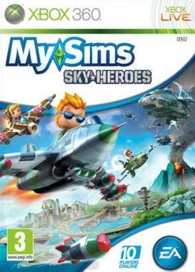 Copertina del gioco MySims SkyHeroes per Xbox 360