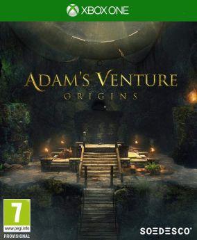 Copertina del gioco Adam's Venture: Origins per Xbox One