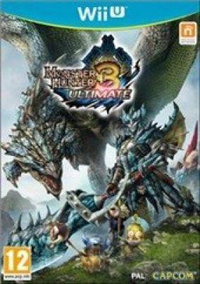 Immagine della copertina del gioco Monster Hunter 3 Ultimate per Nintendo Wii U
