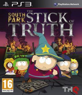 Immagine della copertina del gioco South Park: Il bastone delle verità per PlayStation 3