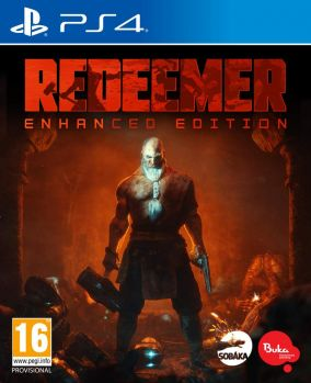 Copertina del gioco Redeemer: Enhanced Edition per PlayStation 4