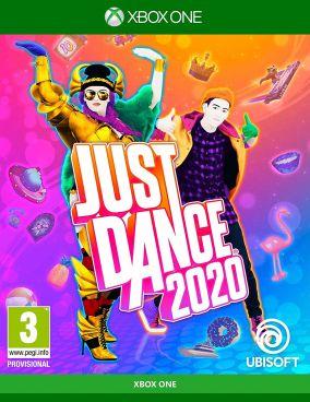 Copertina del gioco Just Dance 2020 per Xbox One