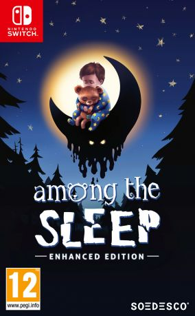 Copertina del gioco Among the Sleep - Enhanced Edition per Nintendo Switch