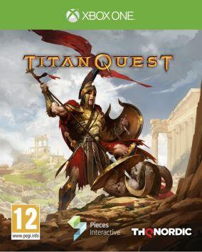 Immagine della copertina del gioco Titan Quest per Xbox One