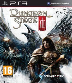Copertina del gioco Dungeon Siege III per PlayStation 3