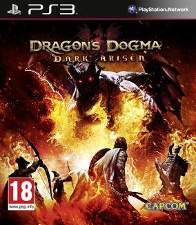 Immagine della copertina del gioco Dragon's Dogma: Dark Arisen per Playstation 3