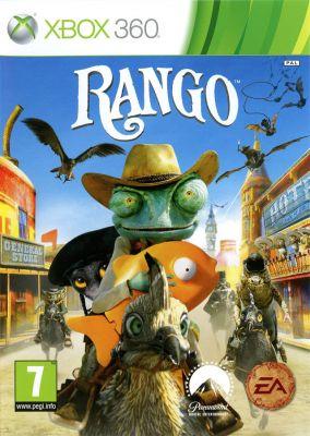 Copertina del gioco Rango per Xbox 360