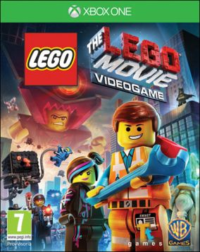 Copertina del gioco The LEGO Movie Videogame per Xbox One