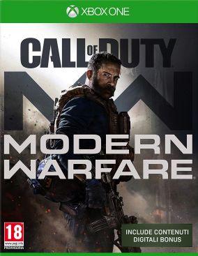 Copertina del gioco Call of Duty: Modern Warfare per Xbox One