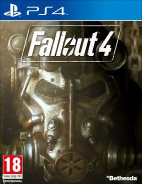 Immagine della copertina del gioco Fallout 4 per Playstation 4