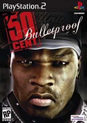 Immagine della copertina del gioco 50 Cent Bulletproof per PlayStation 2