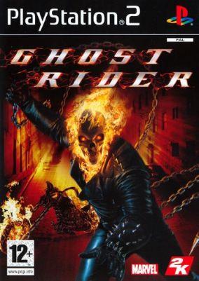 Copertina del gioco Ghost Rider per PlayStation 2