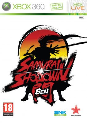 Copertina del gioco Samurai Shodown Sen per Xbox 360