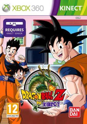 Immagine della copertina del gioco Dragon Ball Z for Kinect per Xbox 360