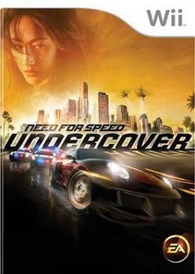 Immagine della copertina del gioco Need For Speed Undercover per Nintendo Wii