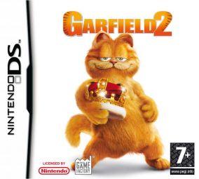 Immagine della copertina del gioco Garfield 2 per Nintendo DS