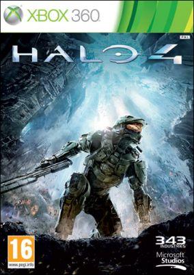 Immagine della copertina del gioco Halo 4 per Xbox 360