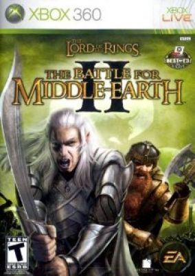 Copertina del gioco Il Signore degli Anelli: La Battaglia per la Terra di Mezzo II per Xbox 360