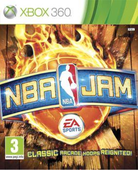 Copertina del gioco NBA Jam per Xbox 360