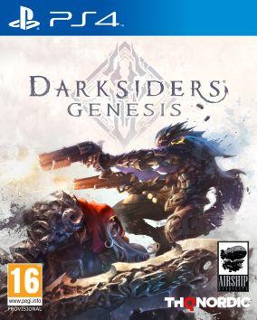 Immagine della copertina del gioco Darksiders Genesis per PlayStation 4