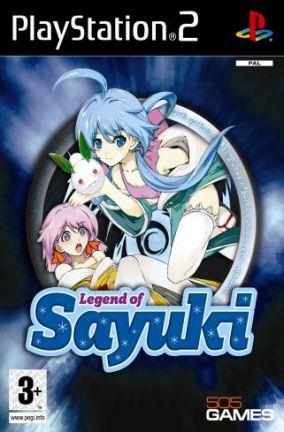 Copertina del gioco Legend Of Sayuki per PlayStation 2