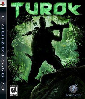 Copertina del gioco Turok per PlayStation 3