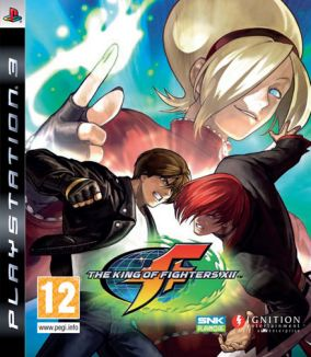 Copertina del gioco The King of Fighters XII per PlayStation 3