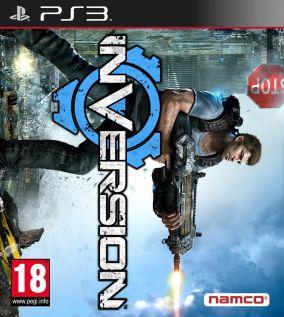 Copertina del gioco Inversion per PlayStation 3