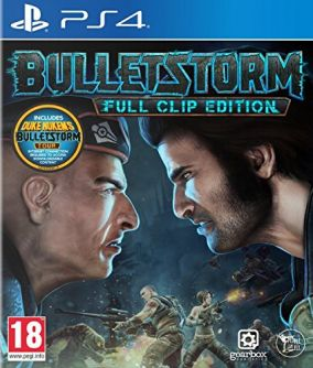 Copertina del gioco Bulletstorm: Full Clip Edition per PlayStation 4