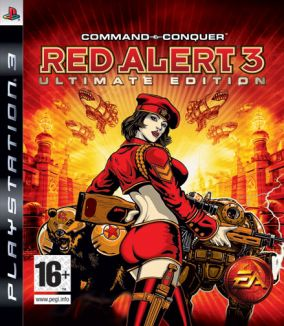 Copertina del gioco Command & Conquer: Red Alert 3 per PlayStation 3