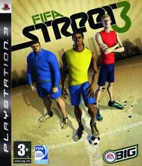 Copertina del gioco FIFA Street 3 per PlayStation 3