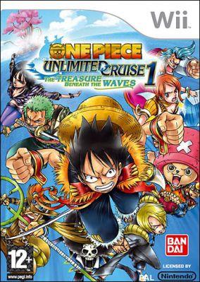 Immagine della copertina del gioco One Piece: Unlimited Cruise 1 per Nintendo Wii